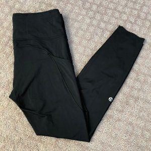 Lululemon Leggings with Pockets, Size 8